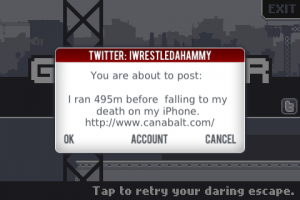 Canabalt Review 3