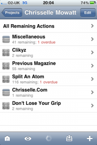 Organize Yourself With OmniFocus 4