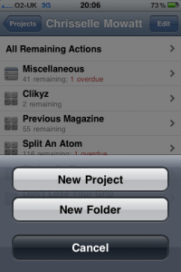 Organize Yourself With OmniFocus 6