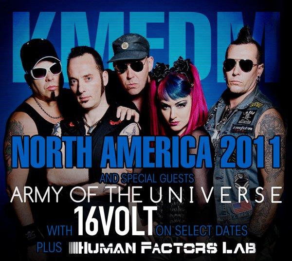 North America 2011