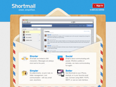 Shortmail Review
