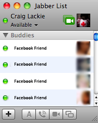 Users Online On iChat