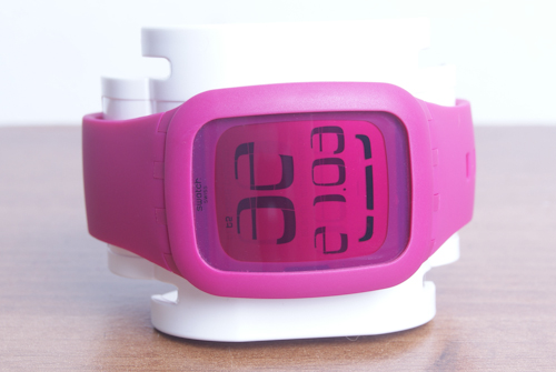 Swatch Touch watch face