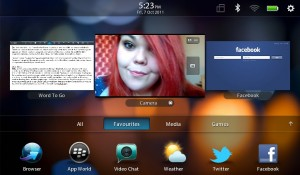 BlackBerry PlayBook Review 7