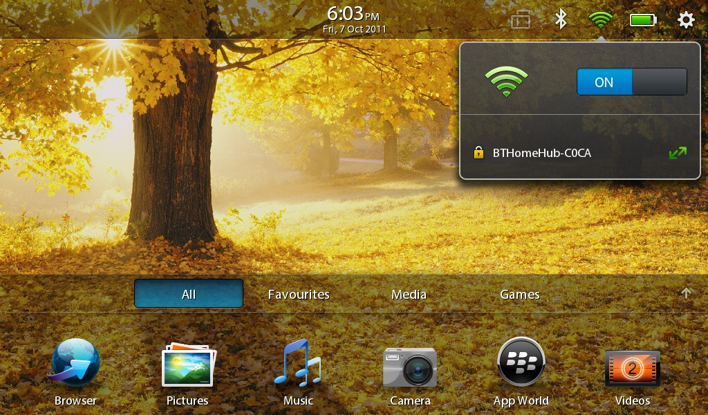 BlackBerry PlayBook Review 1