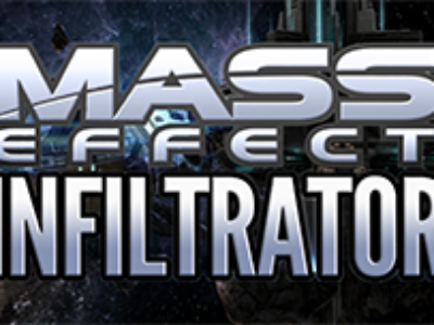 Mass Effect: Infiltrator Review