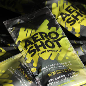 AeroShot Energy Review in Previous Magazine
