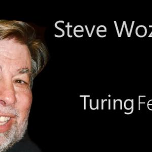 Steve Wozniak At The Turing Festival 2012