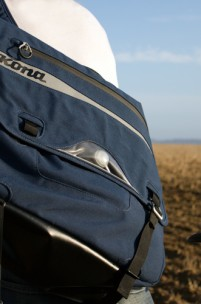 Kona Project 2 Messenger Bag Review