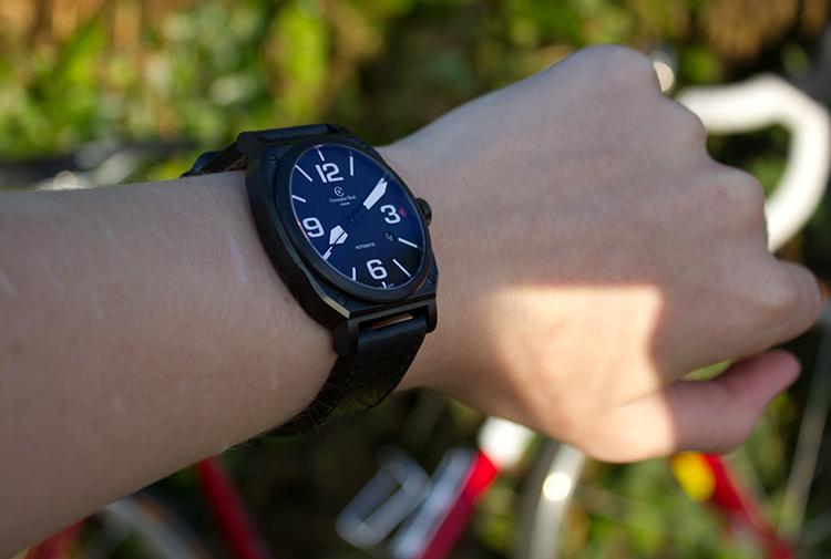 C11 MSL MK1 On Wrist
