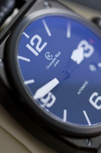Christopher Ward C11 MSL Black Manta MK1 Automatic Watch Review