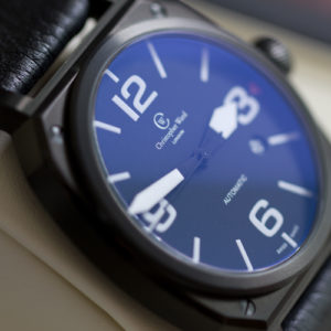 Christopher Ward C11 MSL Black Manta MK1 Automatic Watch Review 1