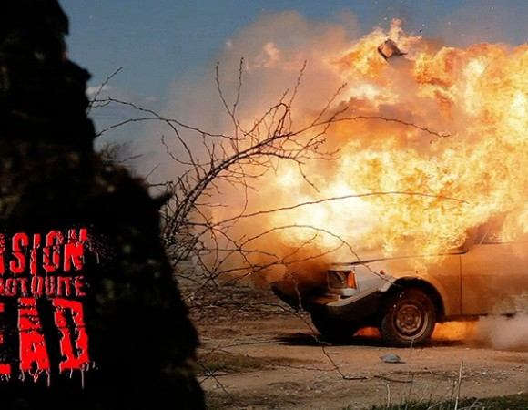 Interview with AD Lane - Director of Invasion of the Not Quite Dead