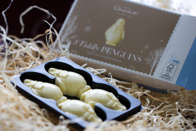 Tiddly Pengins by Hotel Chocolat