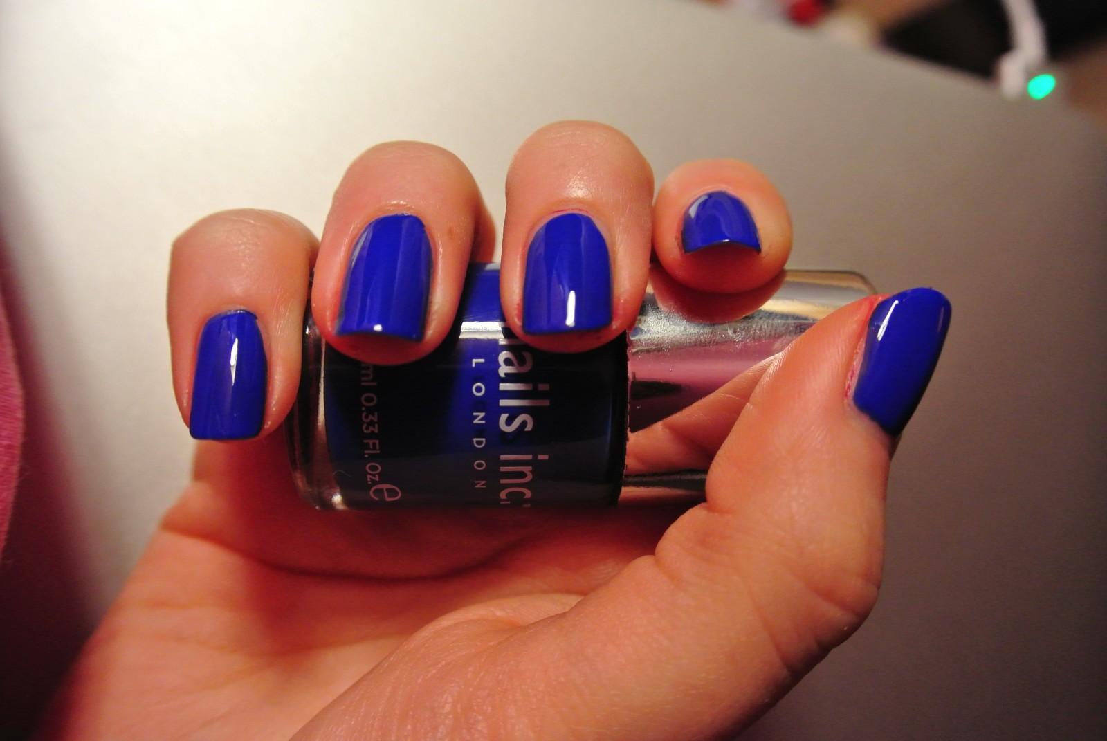 Nails Inc. Baker Street