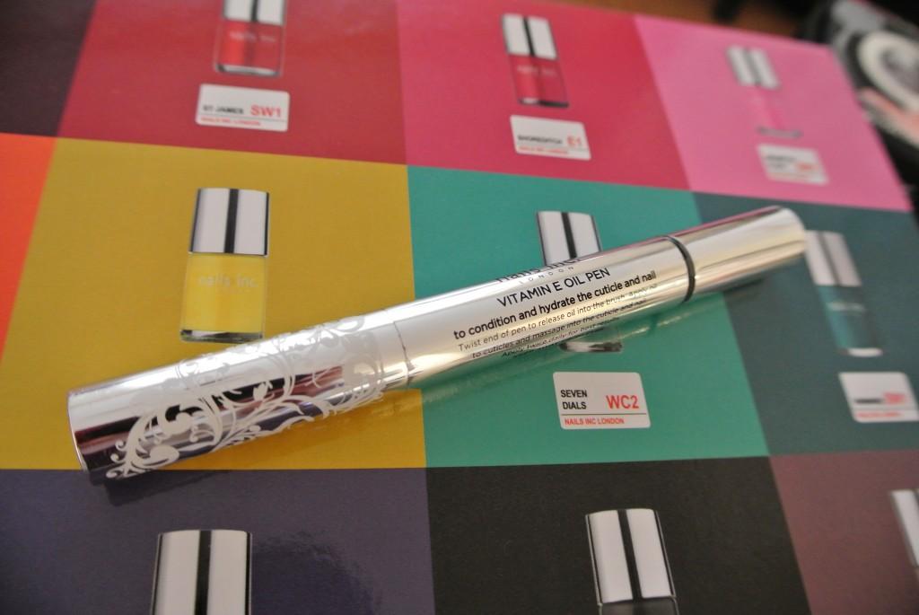 Nails Inc. Vitamin E Cuticle Oil Pen