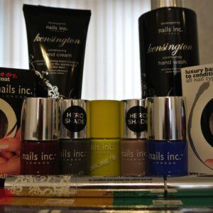 Nails Inc. Product Range