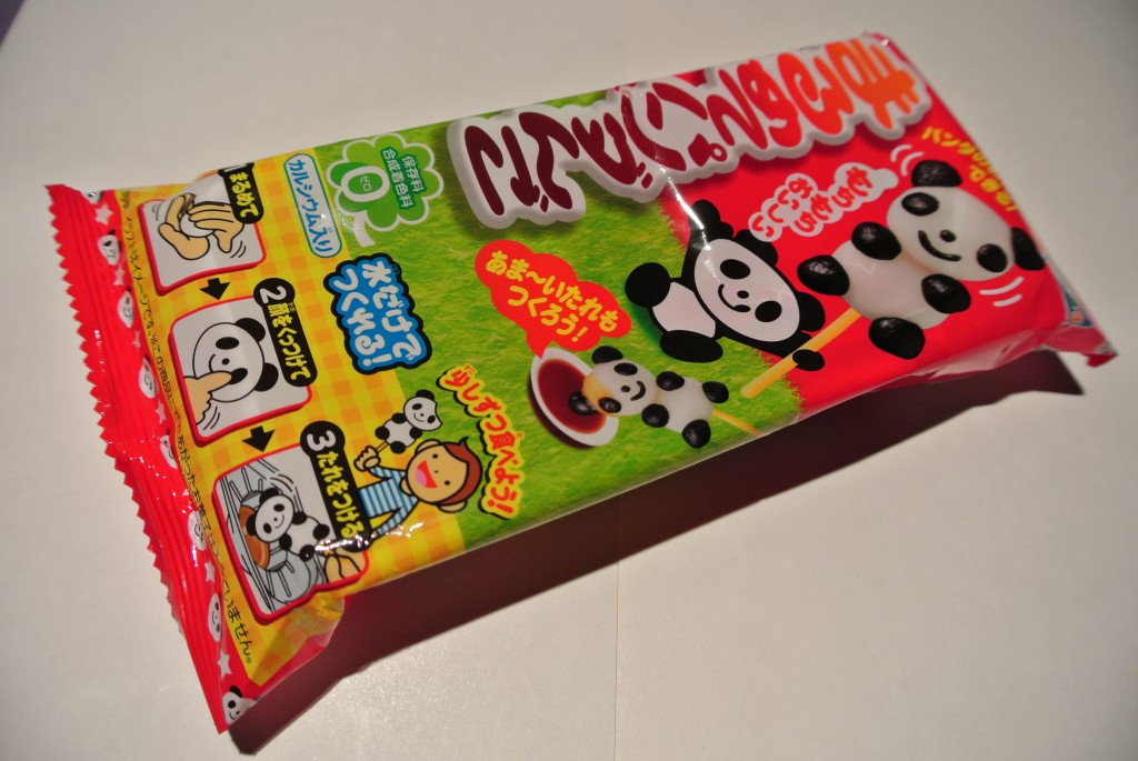 Kracie Popin' Cookin' Pandango Packaging