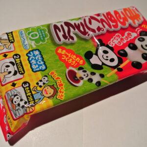 Kracie Popin' Cookin' Pandango Packaging