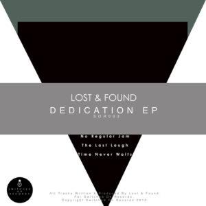 Lost & Found - Dedication EP Artwork