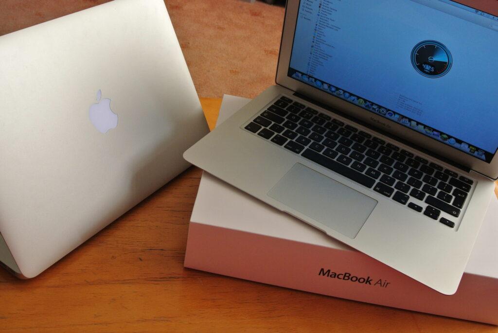 "Two Mid 2012 MacBook Air 13"""