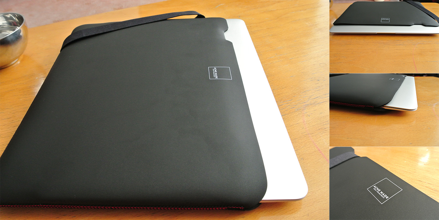 "Acme Made 13"" Skinny Sleeve for MacBook Air Review 1"