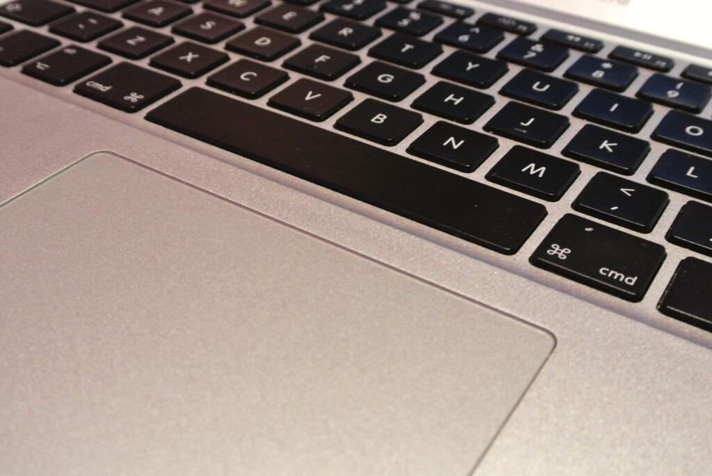 """Mid 2012 MacBook Air 13"""" Keyboard & Trackpad"""