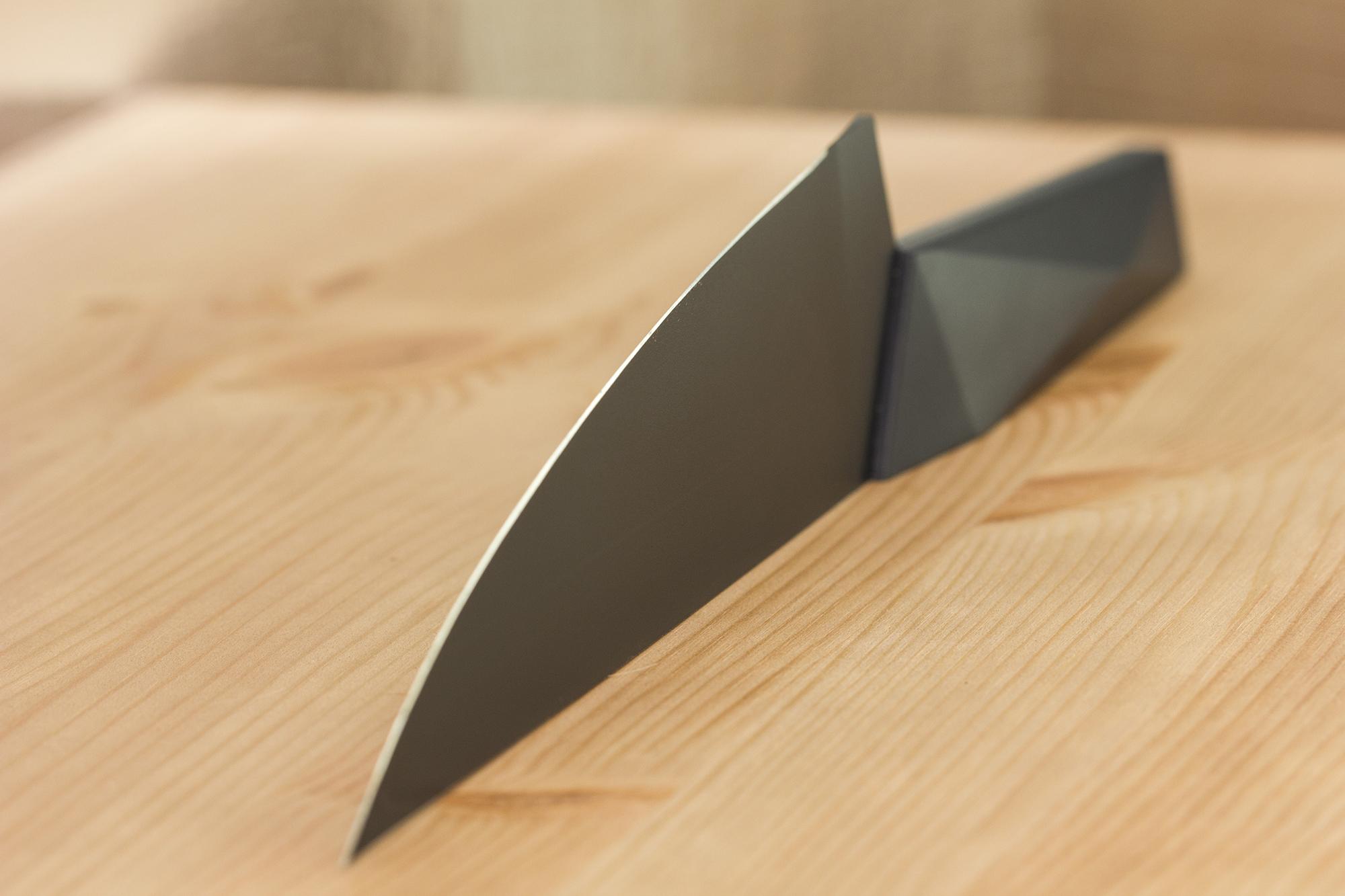 evercut furtif chef s knife review previous magazine evercut furtif chef s knife side profile