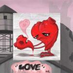 Wheatus - The Valentine LP Comic & Artwork