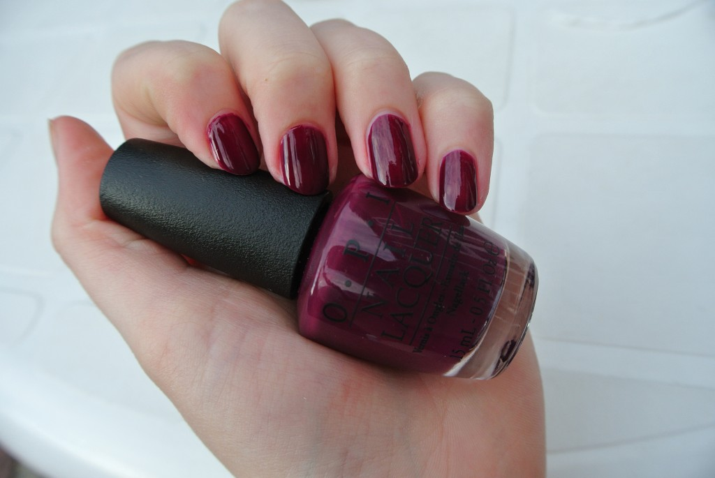 In The Cable Car Pool Lane Nail Polish By Opi