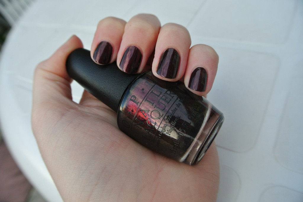 Muir Muir On The Wall nail polish by OPI