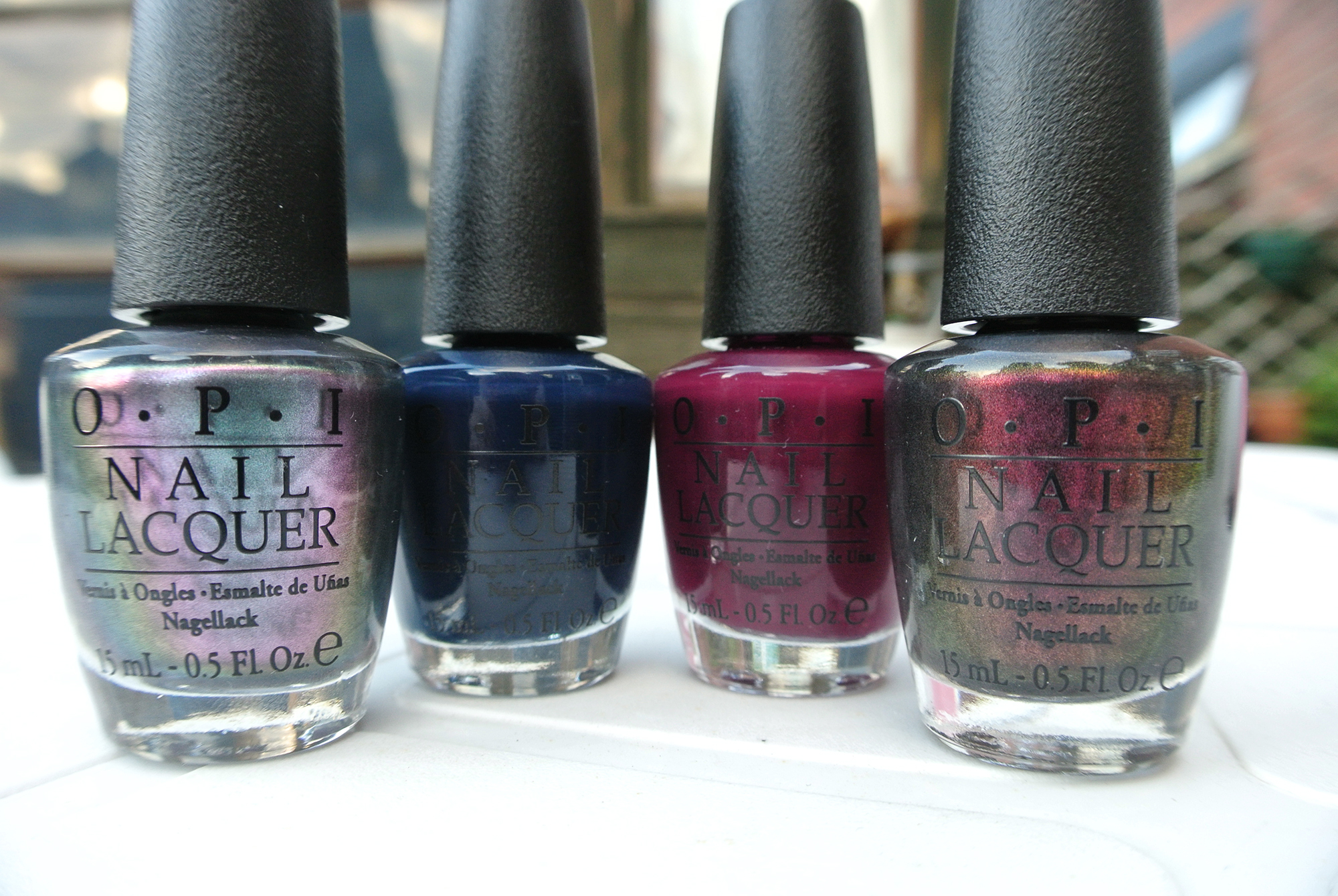 OPI San Francisco Nail Polish Collection Review