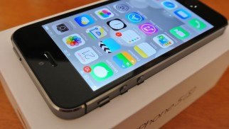 iPhone 5s 16GB Black/Space Grey Review