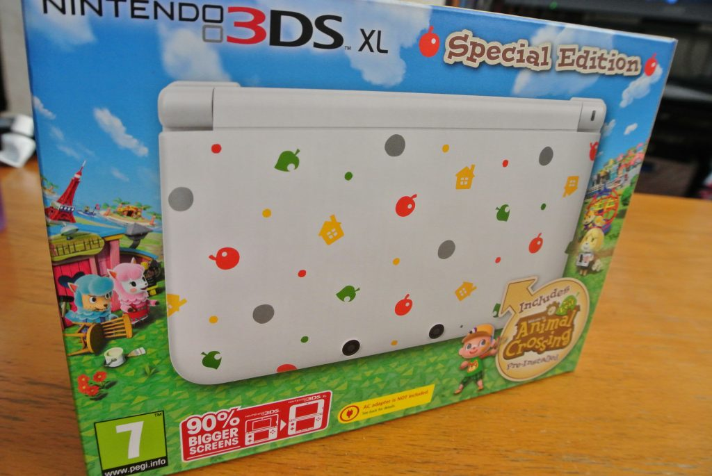 Limited Edition Nintendo 3DS XL Review - Animal Crossing: New Leaf