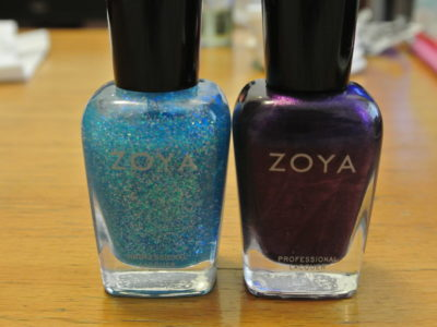 ZOYA Zenith Winter 2013 Nail Polish Review