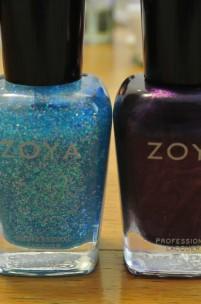 ZOYA Zenith Winter 2013 Nail Polish Review