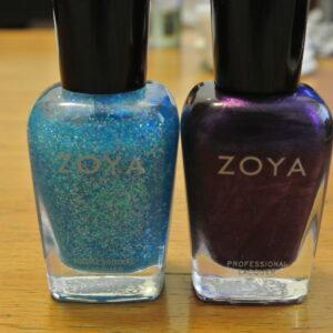 ZOYA Zenith Winter 2013 Bottles