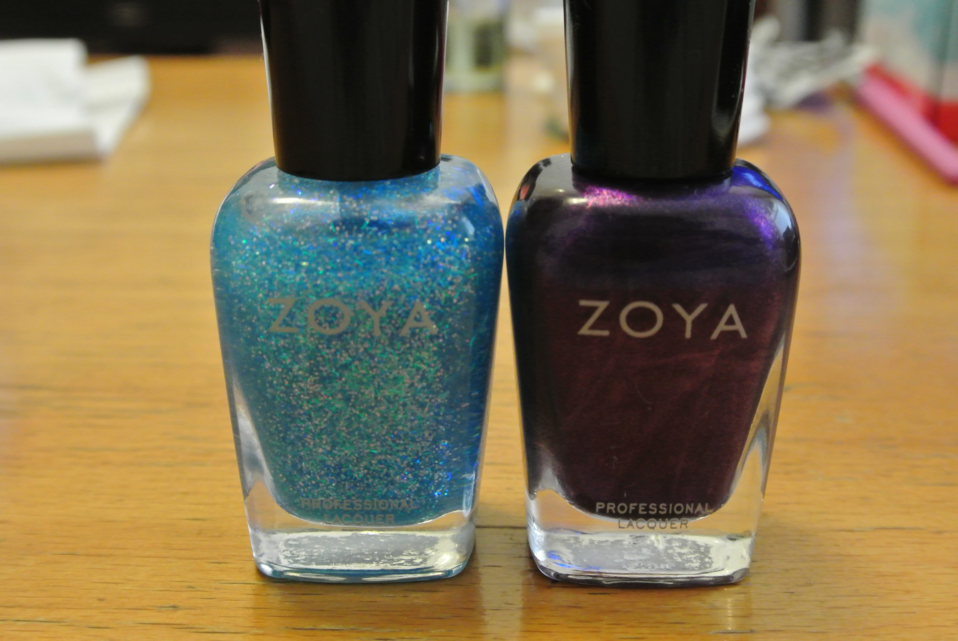 ZOYA Zenith Winter 2013 Bottles