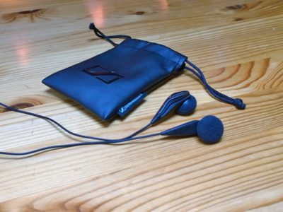 Sennheiser MX 375 In-Ear Headphones Review
