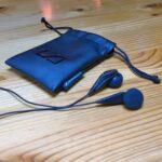 Sennheiser MX 375 In-Ear Headphones With Drawstring Bag