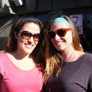 Diana Klochkova And Ashley Reta, Founders Of The Bang Wrangler