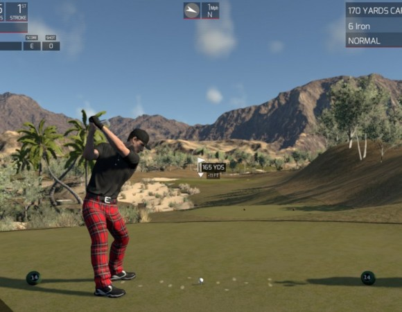 The Golf Club Review (Xbox One)