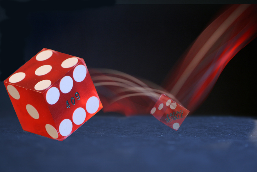 Throwing Red Dice