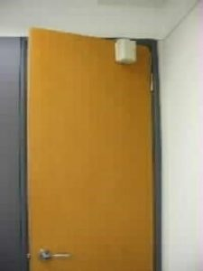 Automatic Door Controlled By Electric Actuators