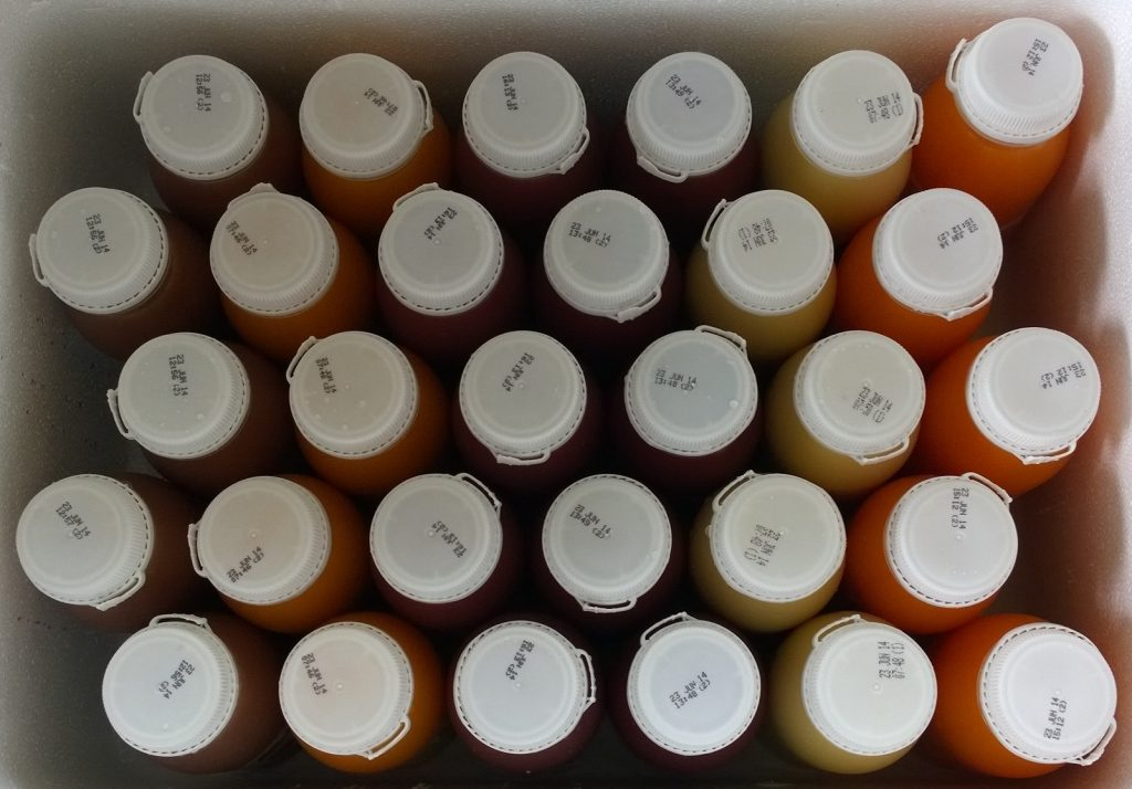 Box of Soulmatefood 5-Day Perfect Juice Diet