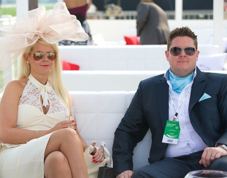 The do's and don'ts of dressing for a British 'Day at the Races'