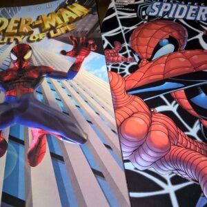 Spider-Man Comic Books