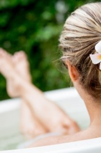 Find Your Bliss: How to Create a Home Spa
