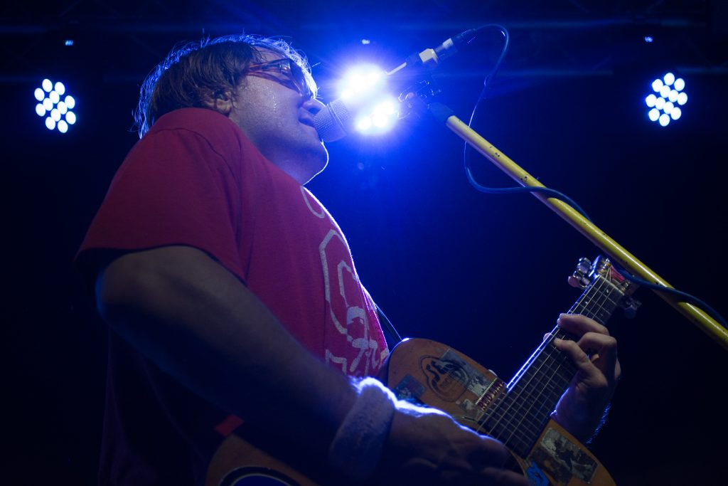 Brendan B. Brown of Wheatus in Liverpool 2014