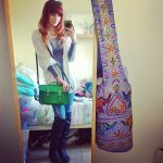 Alice Jones Mirror Selfie